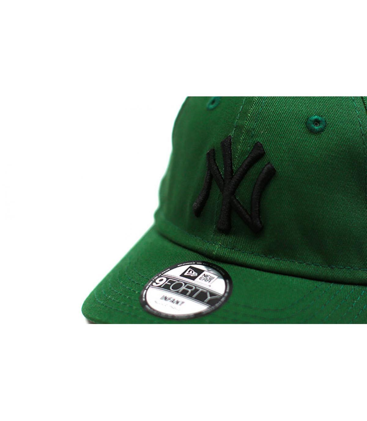 Details Infant League Ess NY green black - afbeeling 3