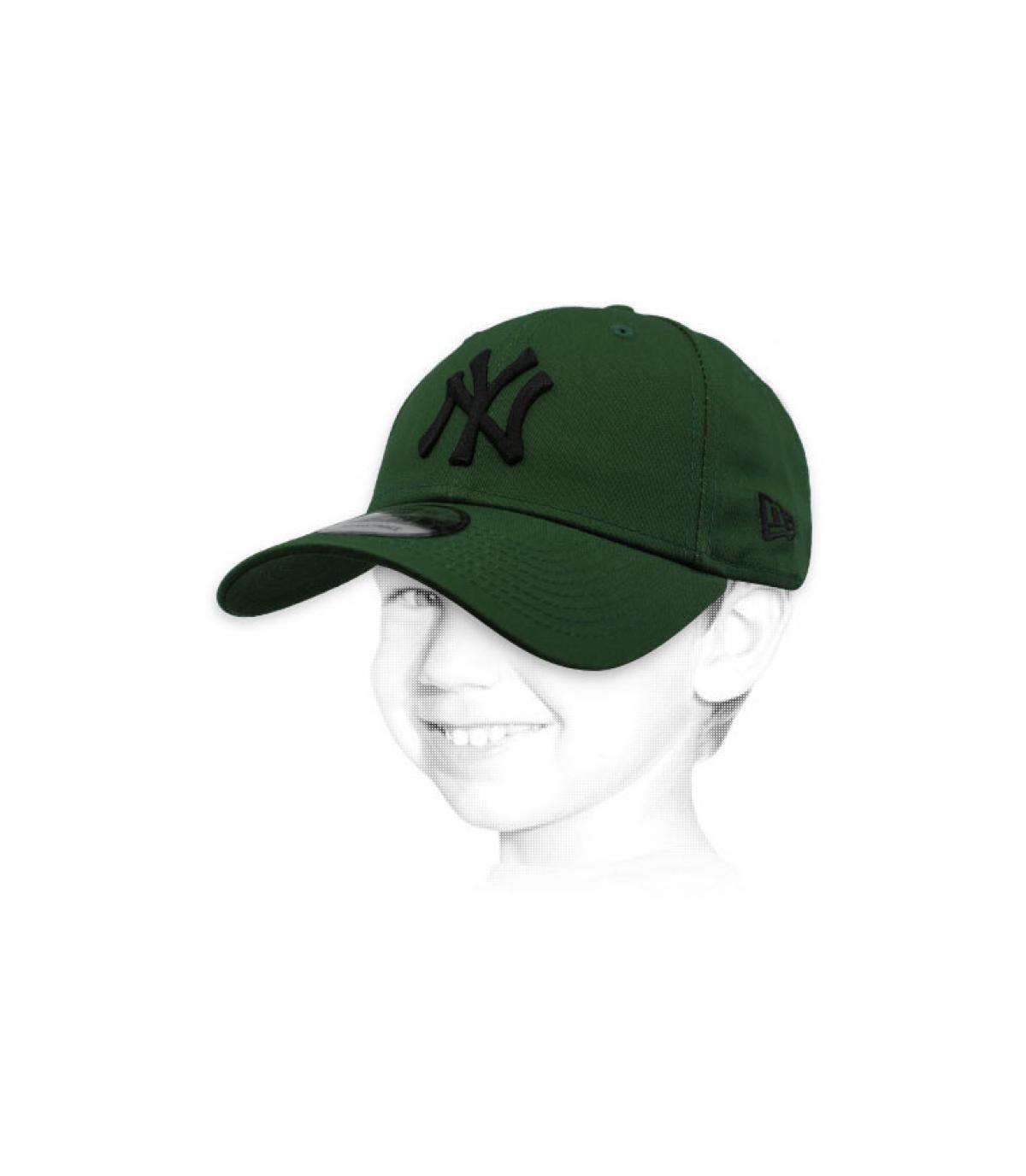 groene NY-kinderpet