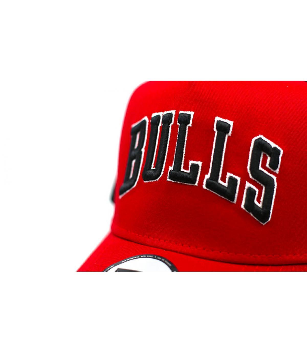 Details Trucker Kids Reverse Team Bulls - afbeeling 3