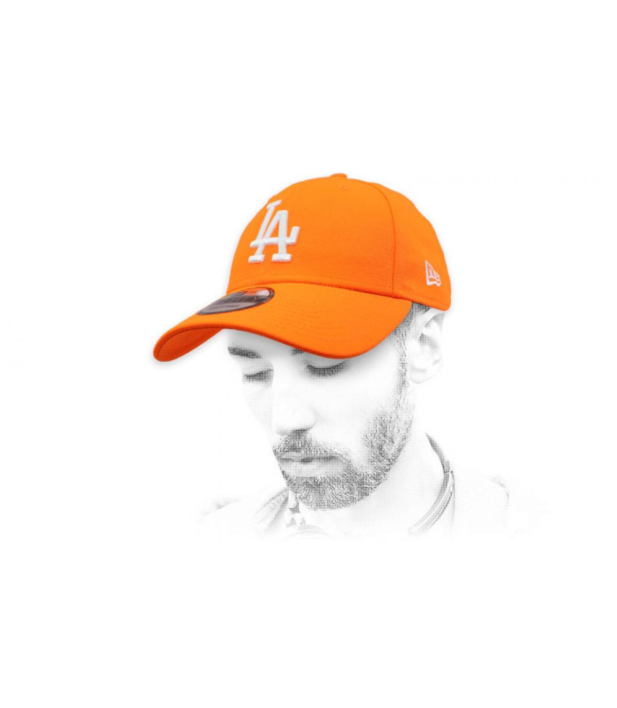 pet LA oranje fluo