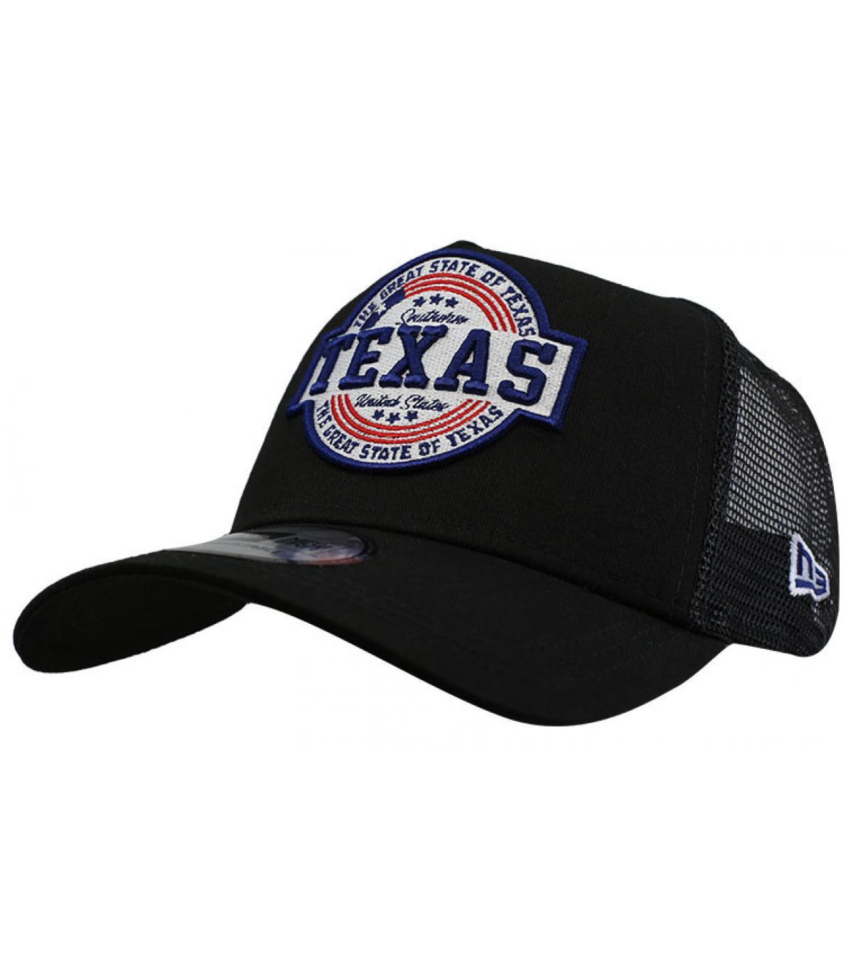 zwarte Texas trucker