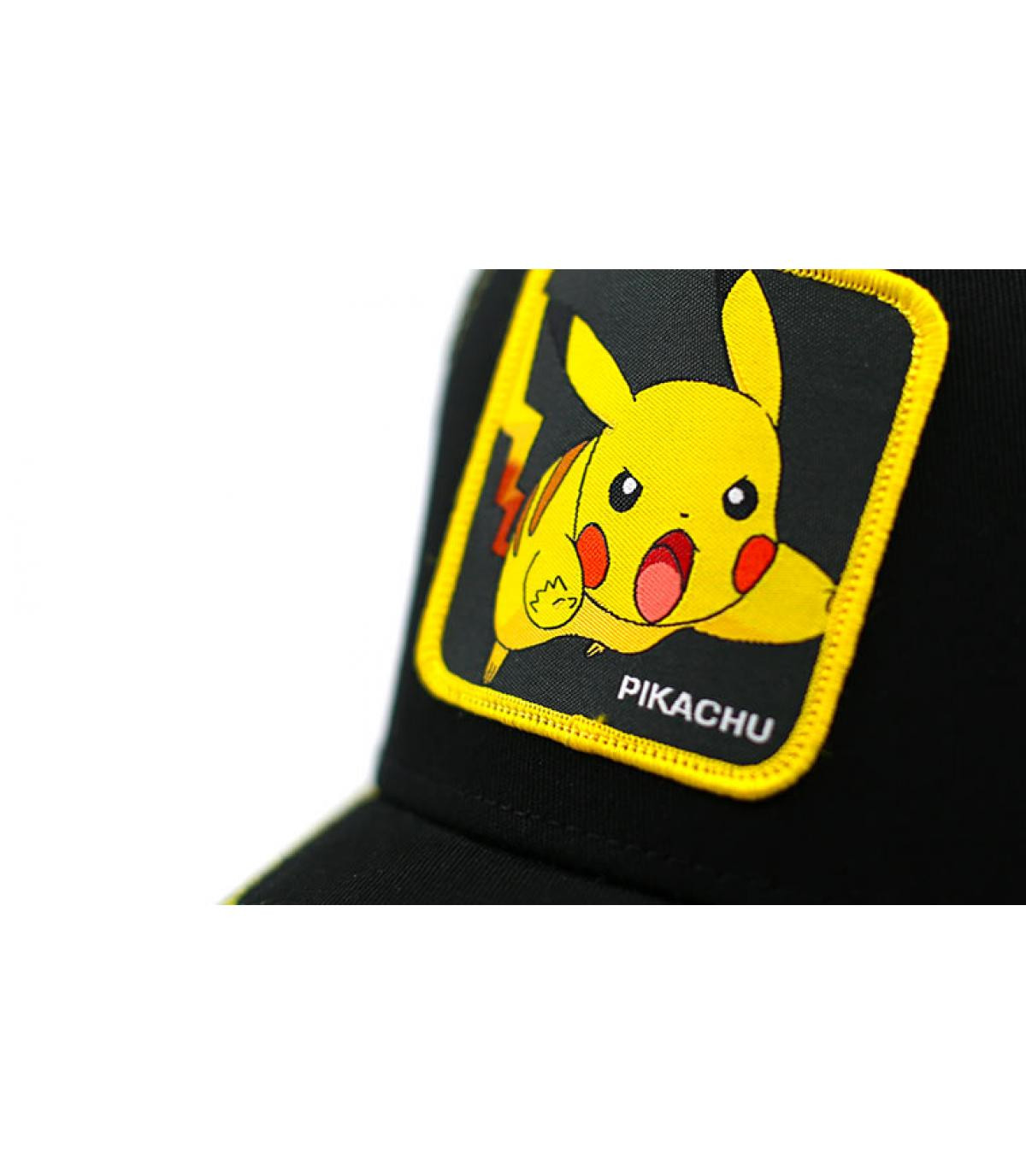 Details Trucker Pokelon Pikachu - afbeeling 3