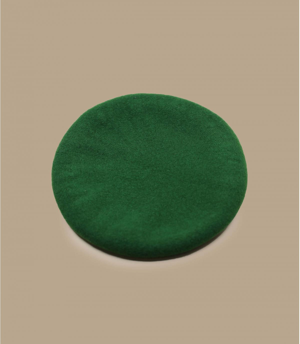 groene militaire baret