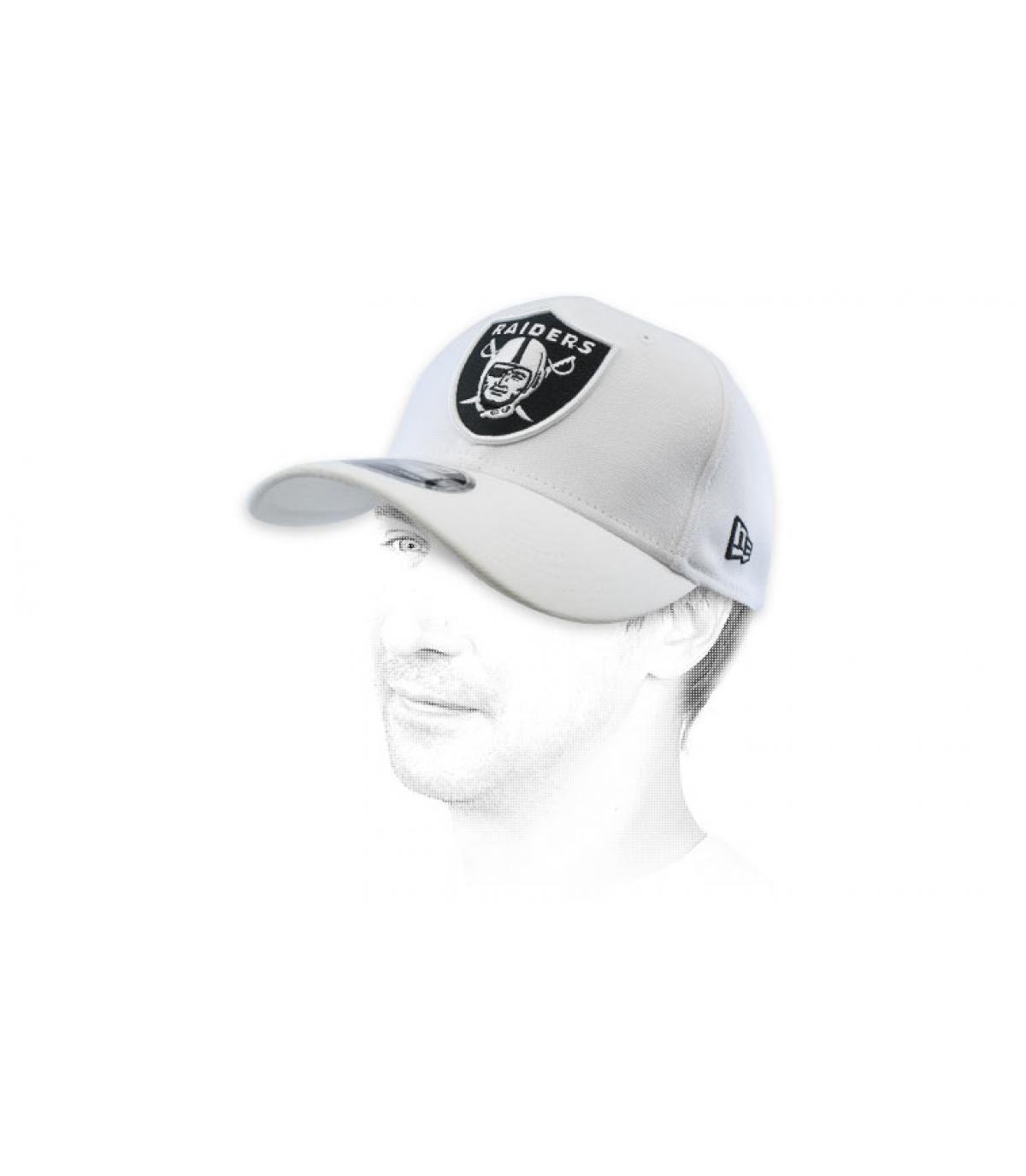 witte Raiders snapback