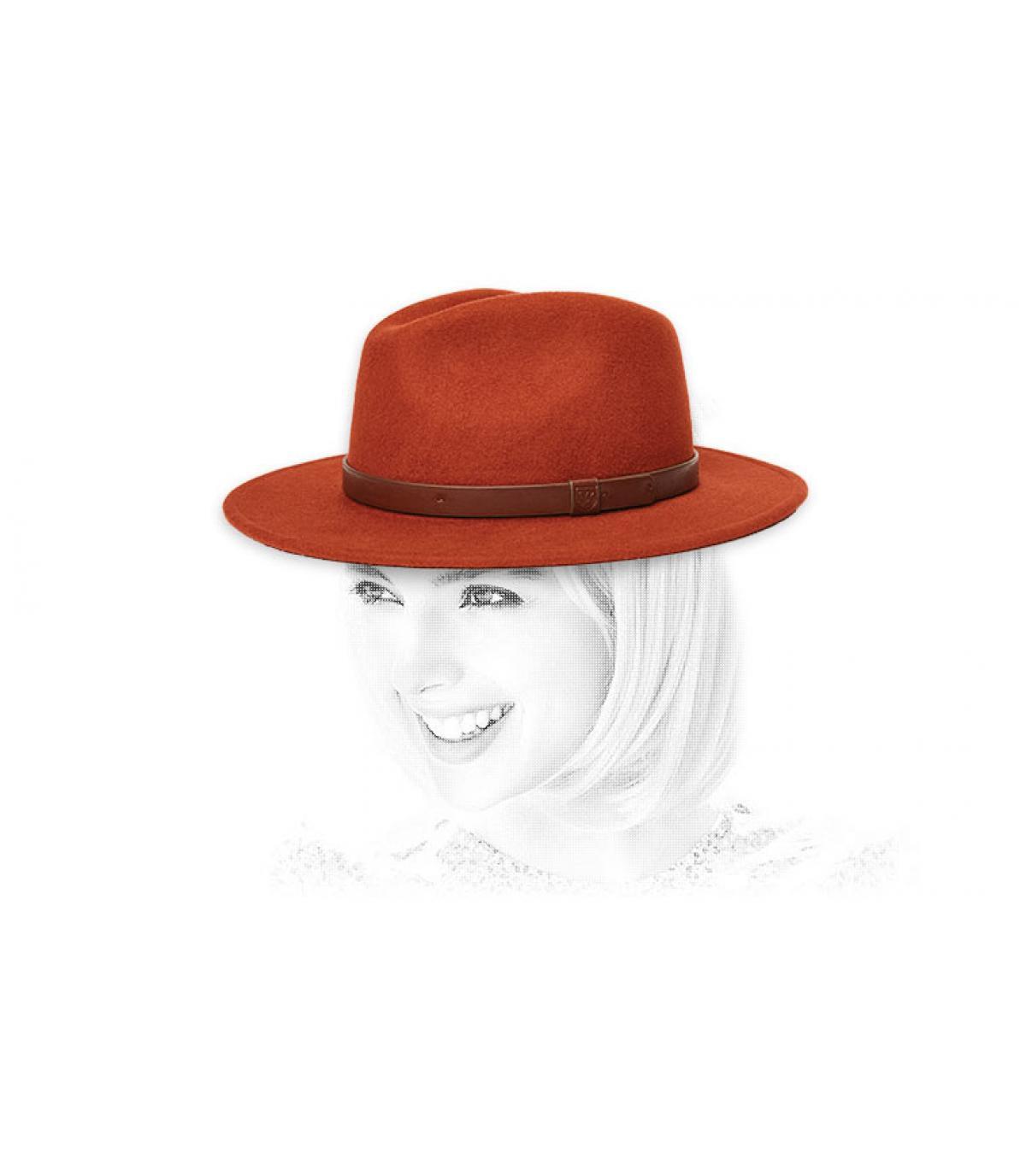 rode vrouwenhoed