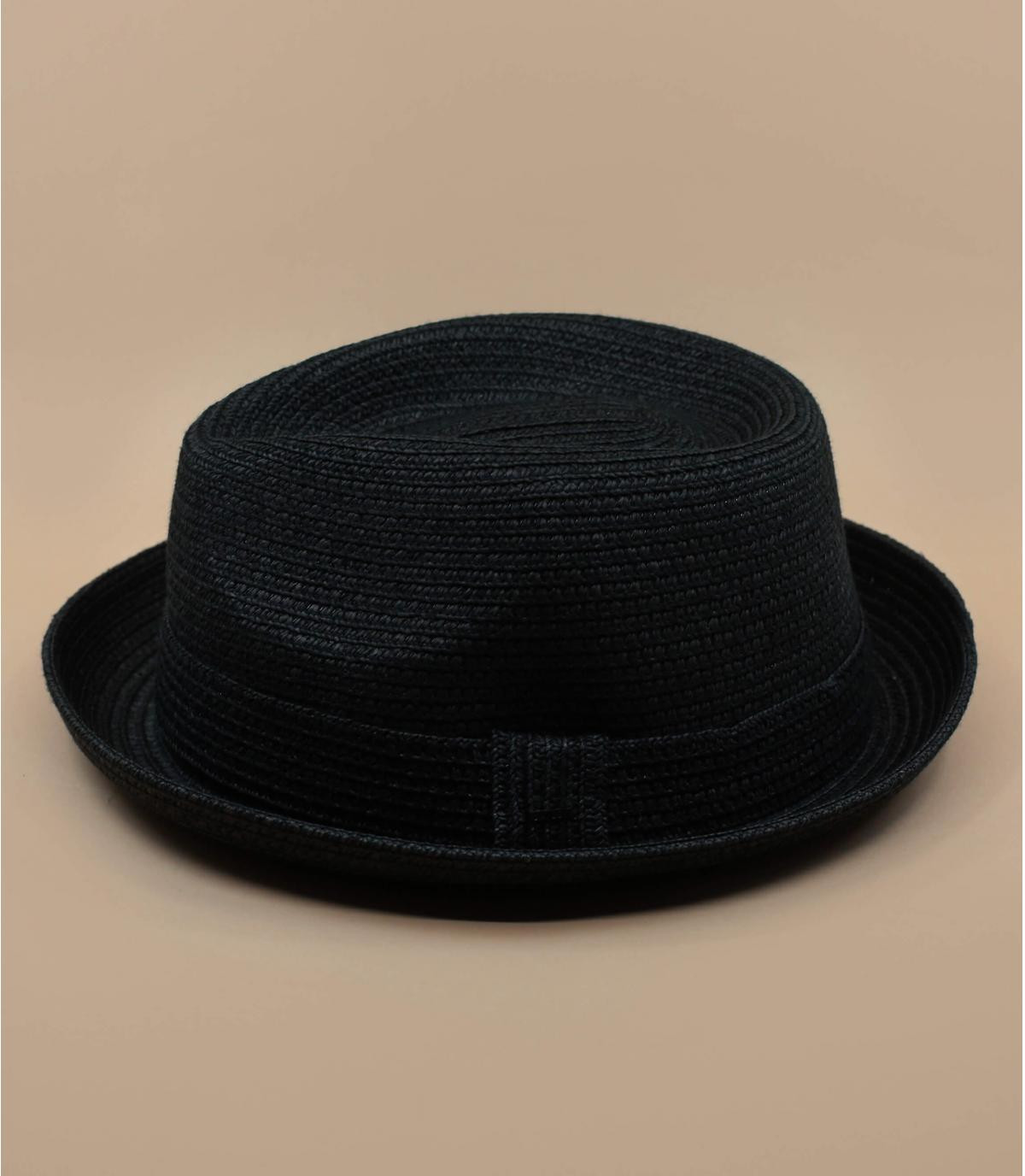 Details Billy zwarte hoed - afbeeling 2