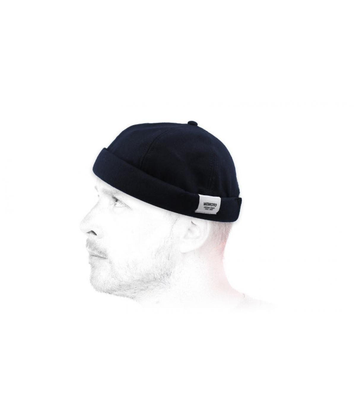 Wemoto marine docker hoed