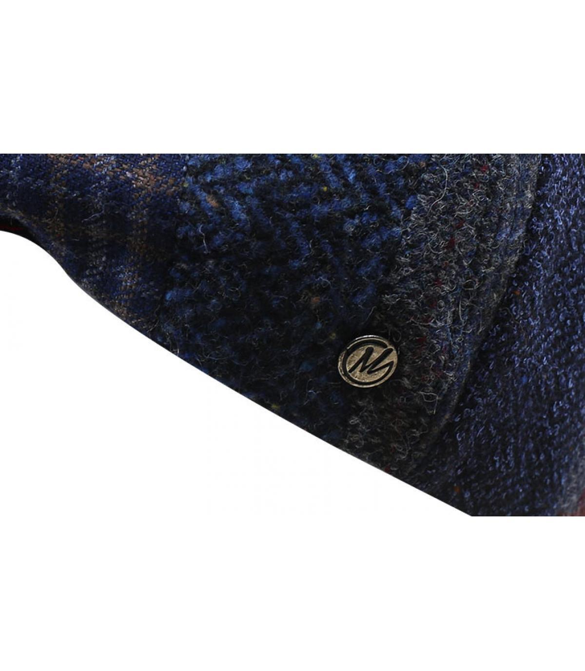 Details Angelo Patchwork blue - afbeeling 3
