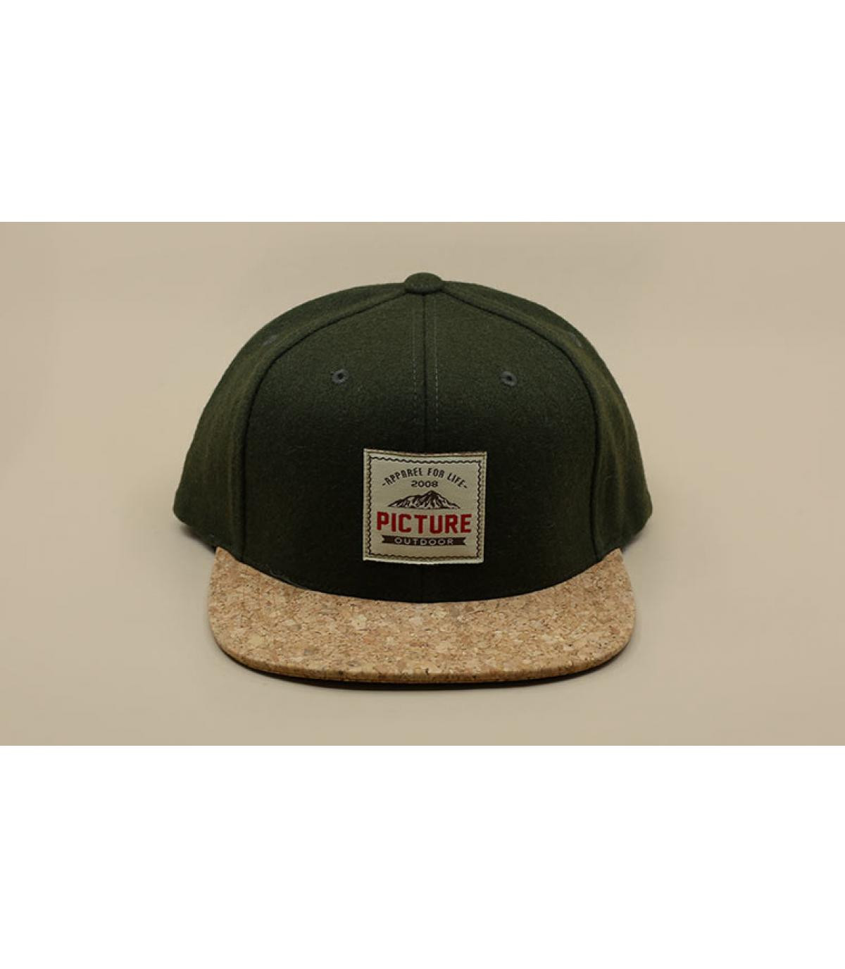 Details Dixon army green - afbeeling 2
