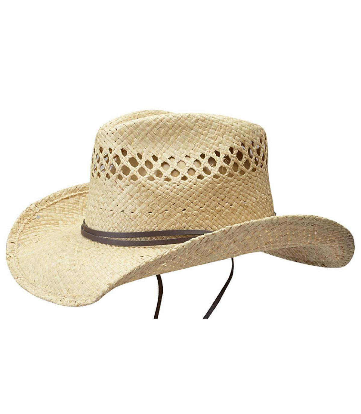 Stetson dames cowboy hoed