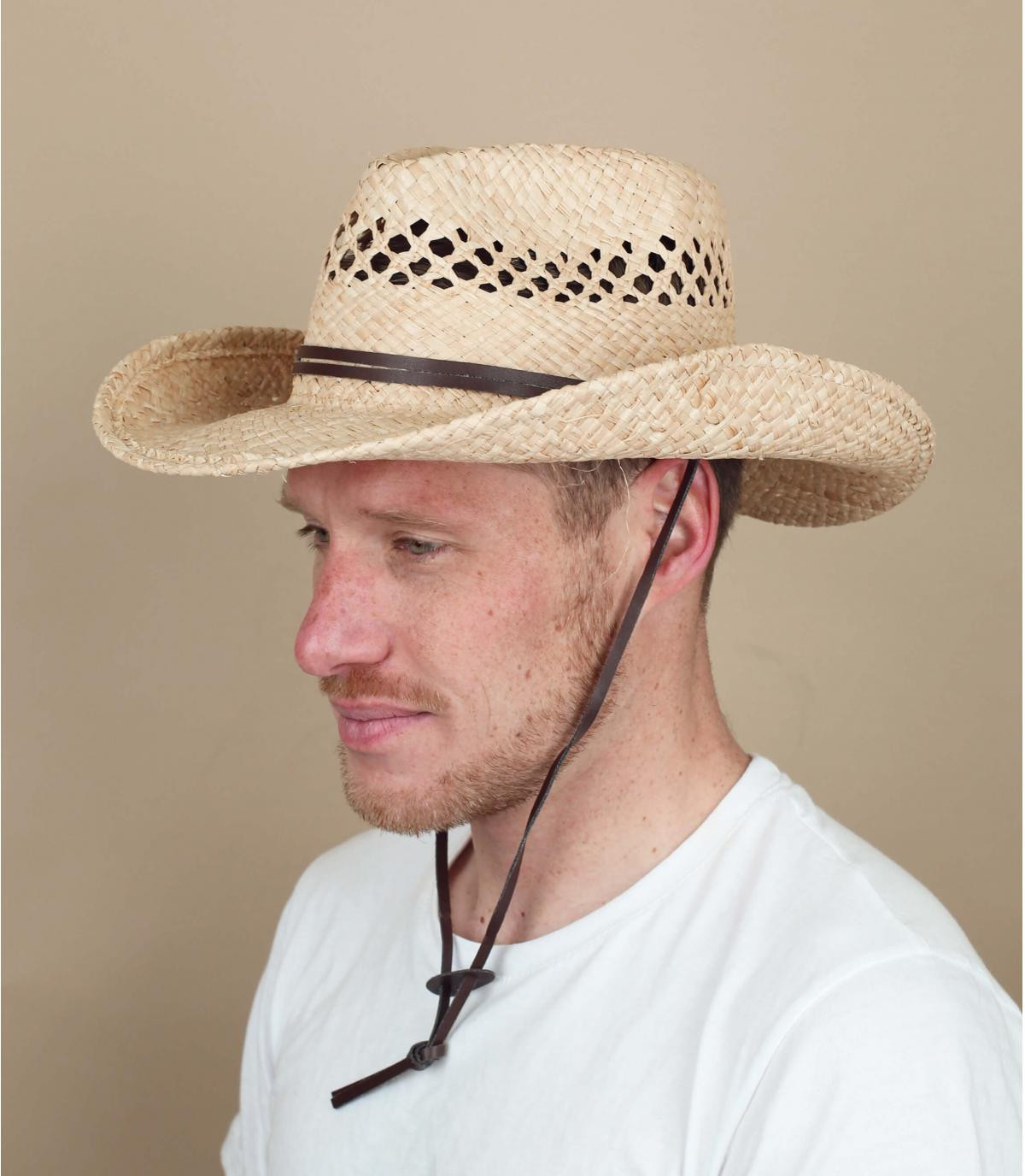 Stetson cowboy stro hoed