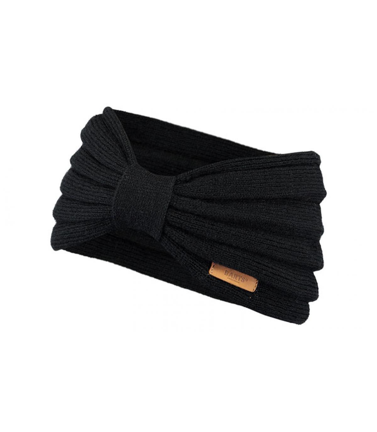 Details Zitoun Headband black - afbeeling 2