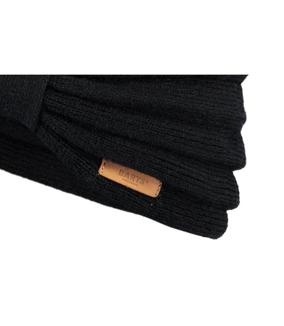 Details Zitoun Headband black - afbeeling 3