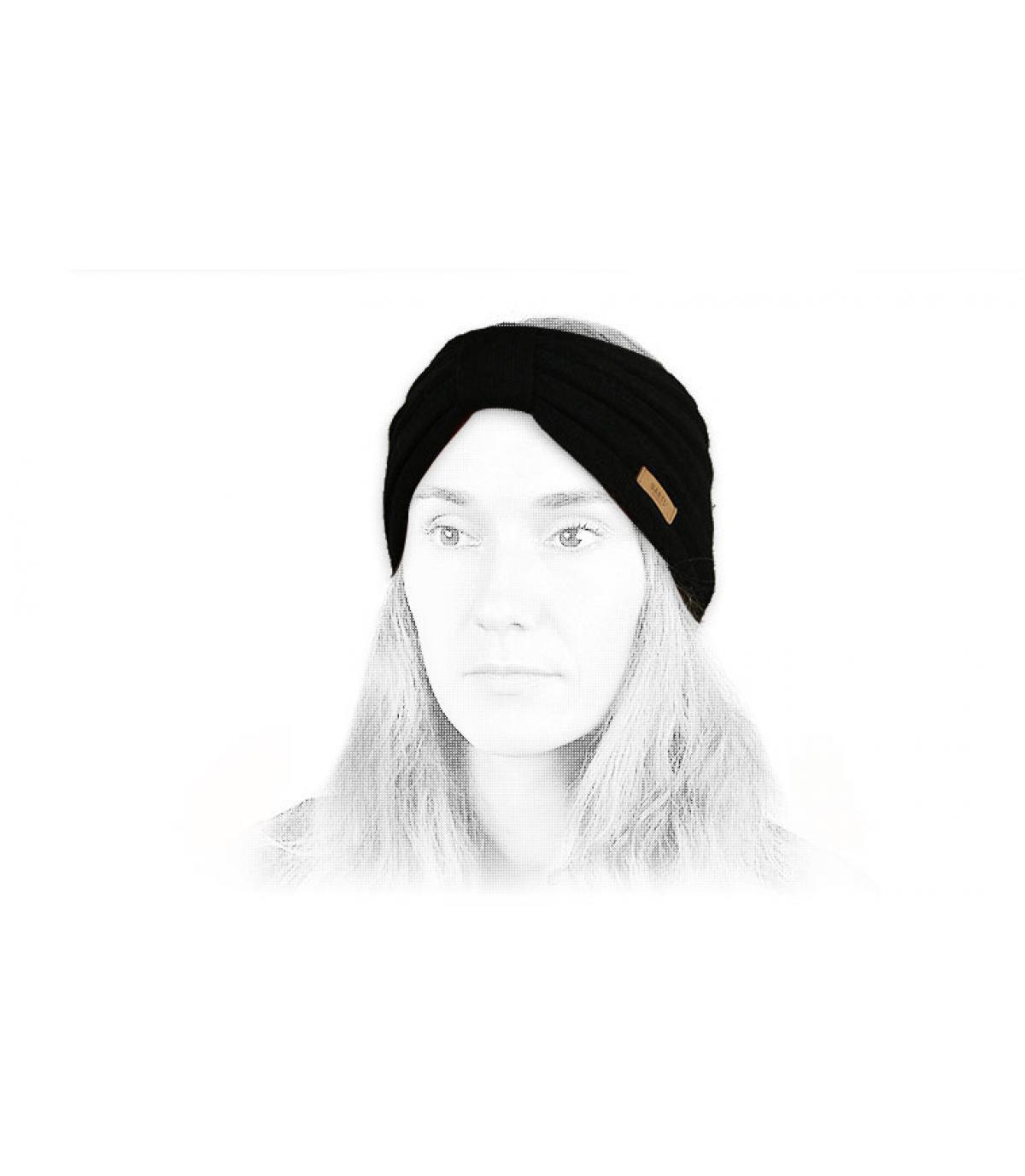 Details Zitoun Headband black - afbeeling 4