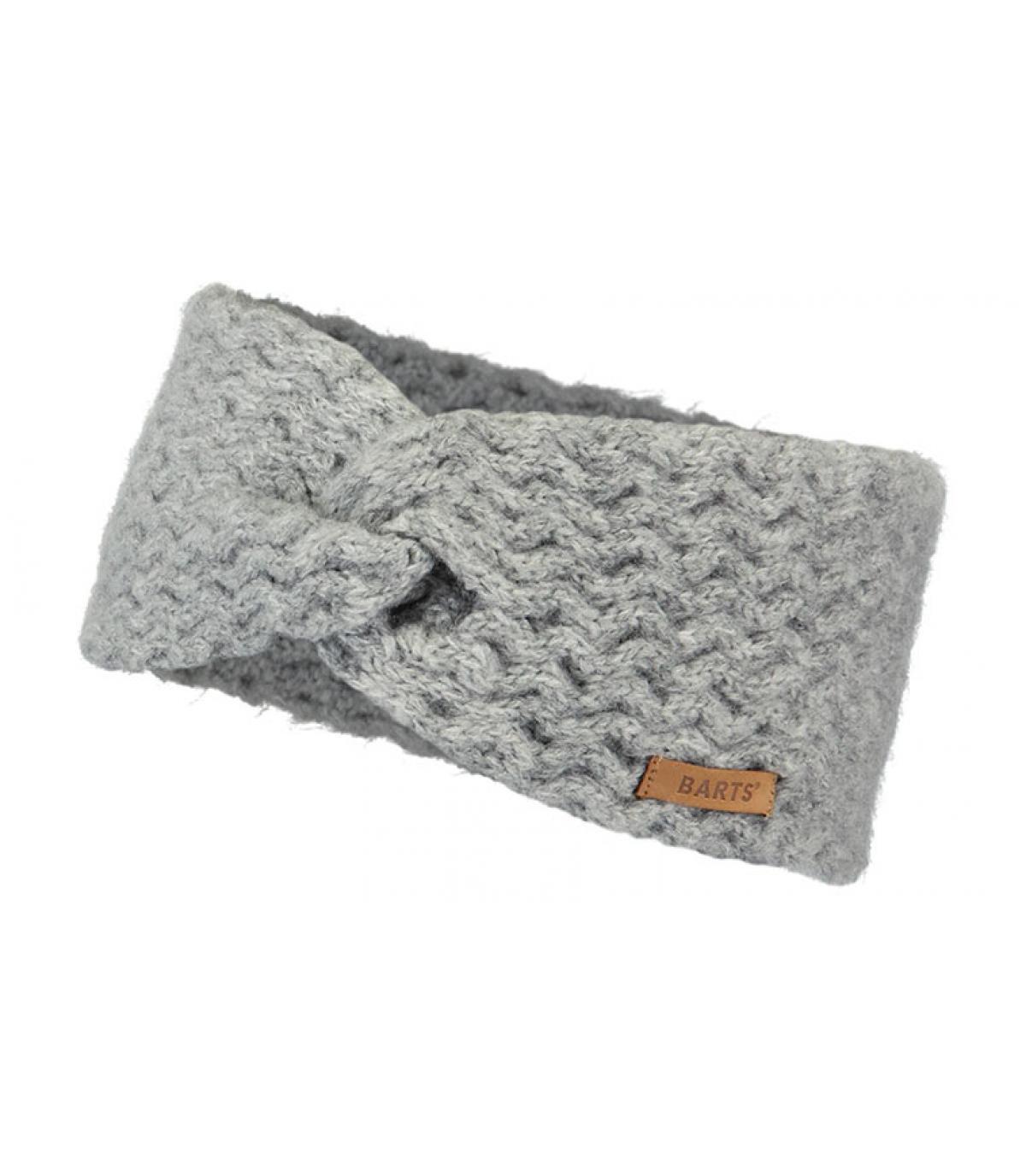 Details Kids Rozamond Headband heather grey - afbeeling 2