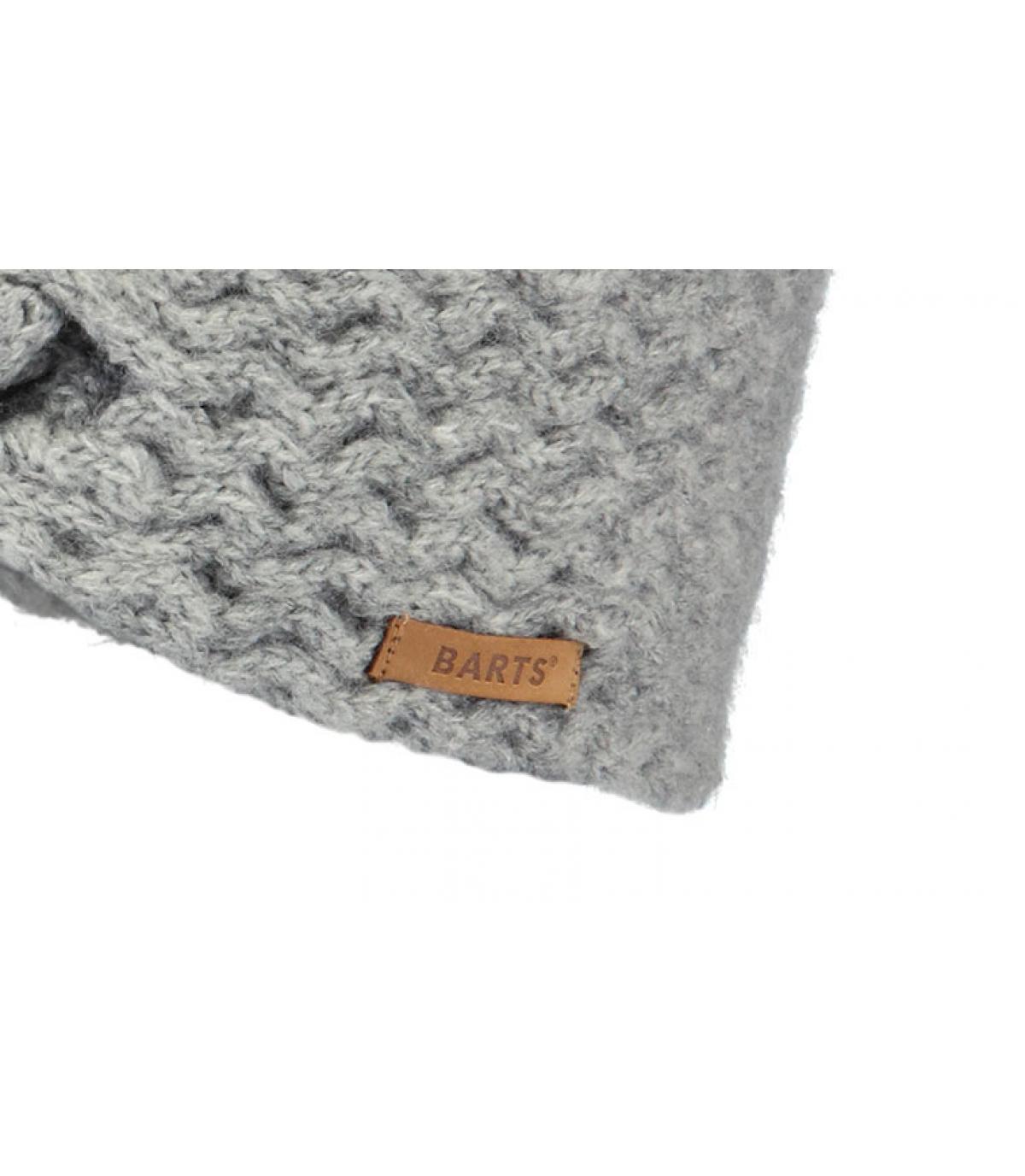 Details Kids Rozamond Headband heather grey - afbeeling 3