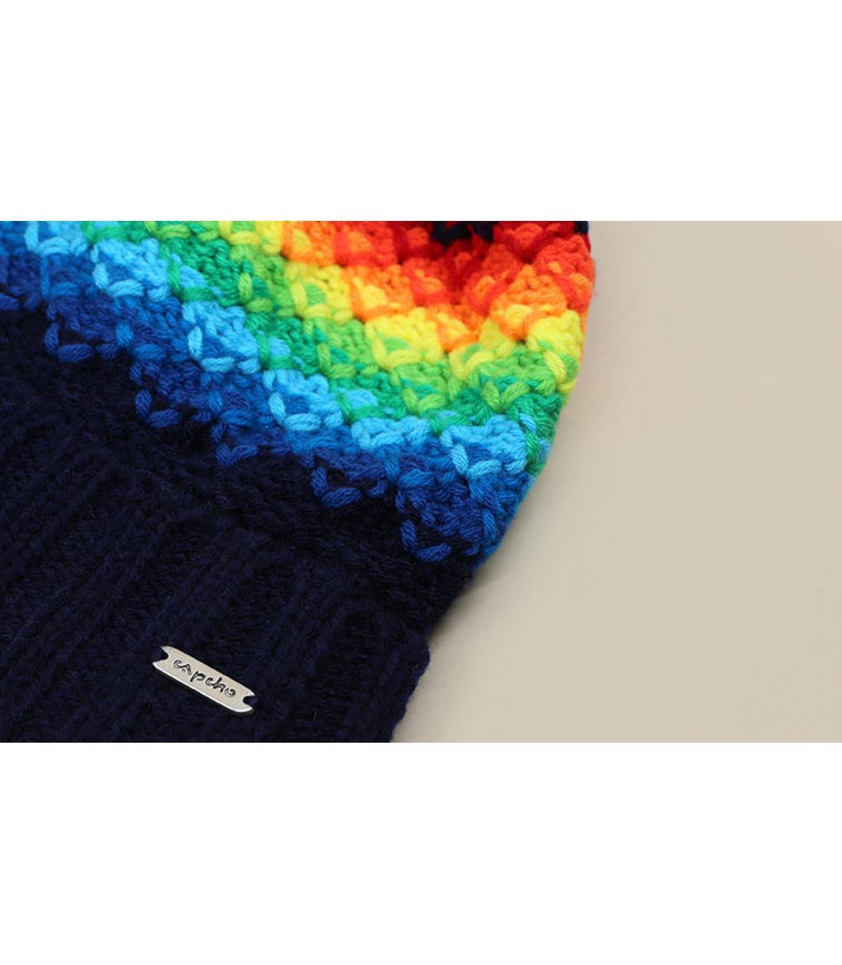 Details Dipti rainbow - afbeeling 2