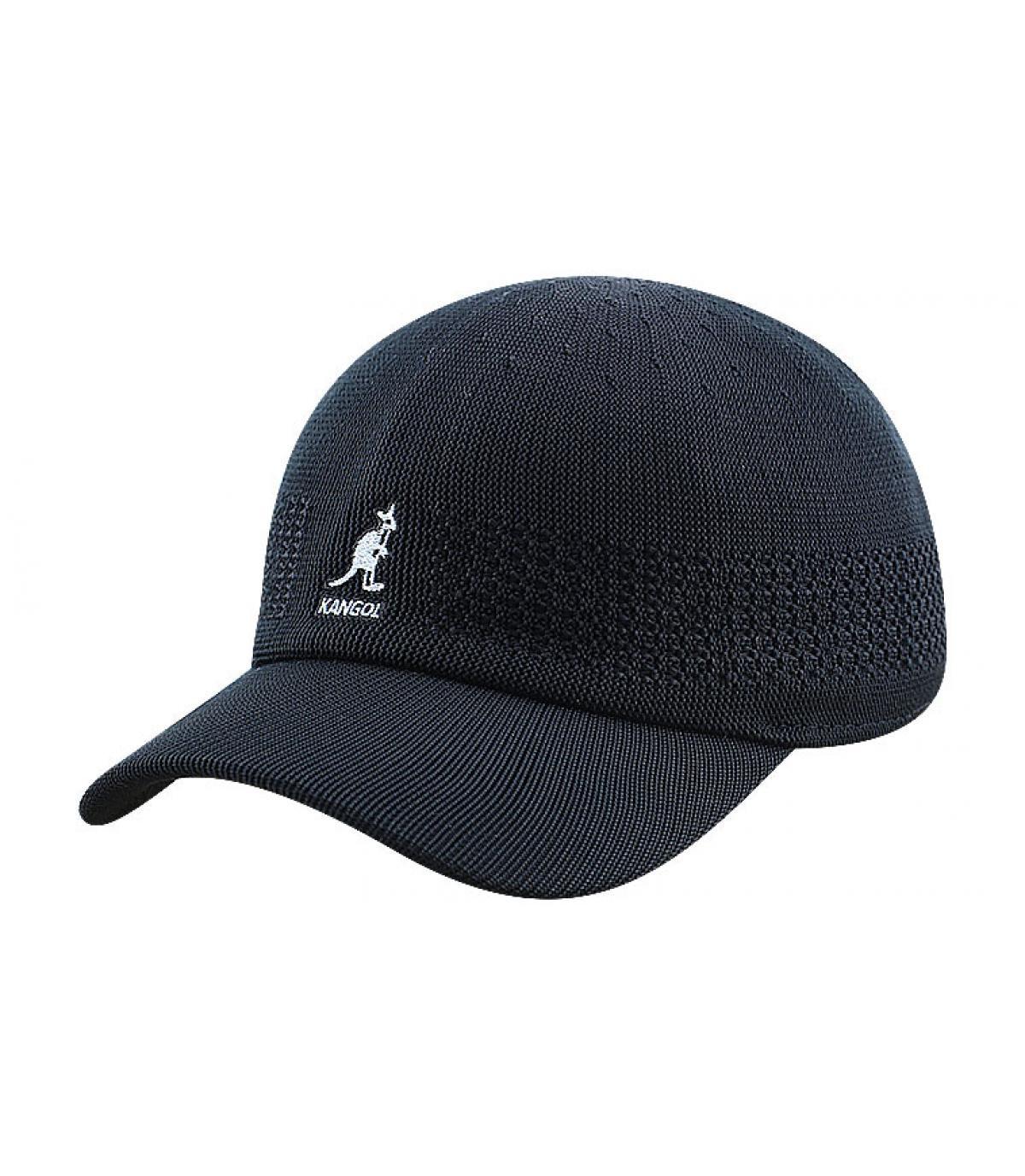 kangol zwarte trucker cap