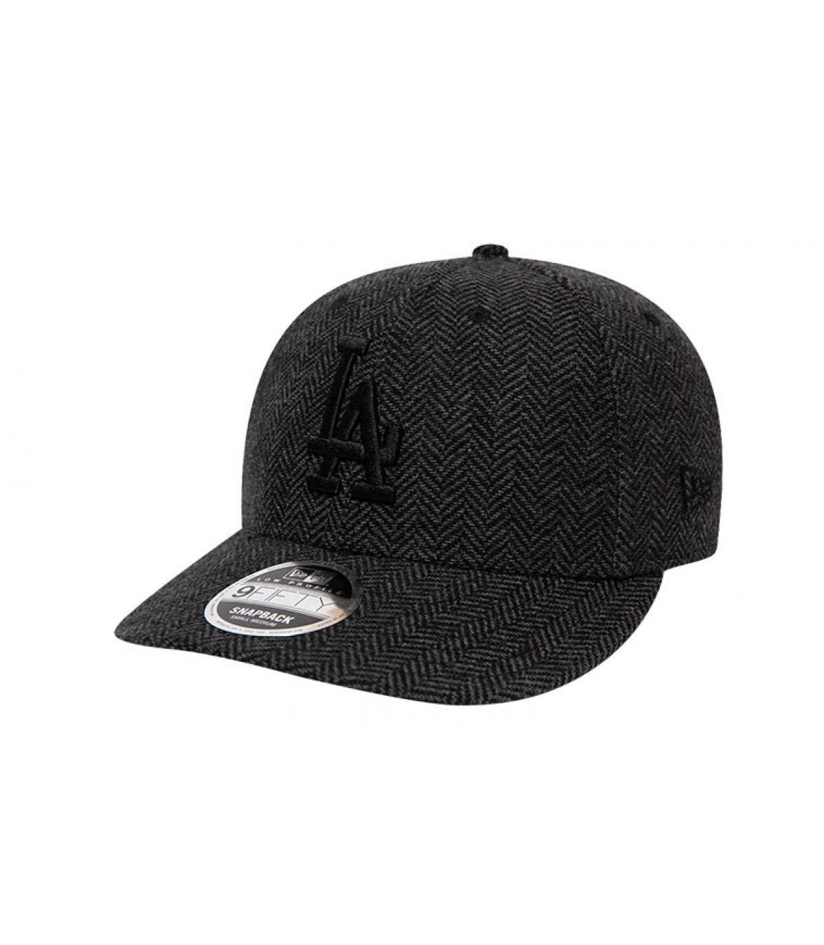 Details MLB Tweed LA 950 black - afbeeling 2