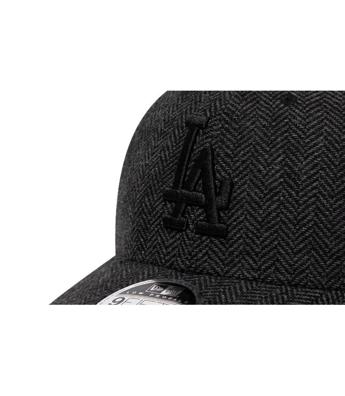 Details MLB Tweed LA 950 black - afbeeling 3