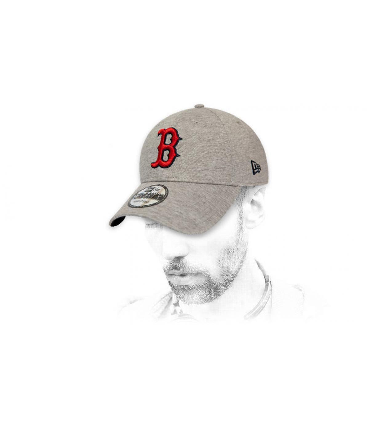 rood grijze dop B