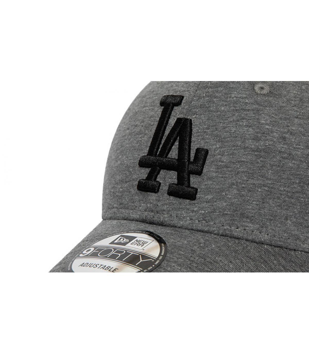 Details Jersey Ess LA 940 graphite - afbeeling 3