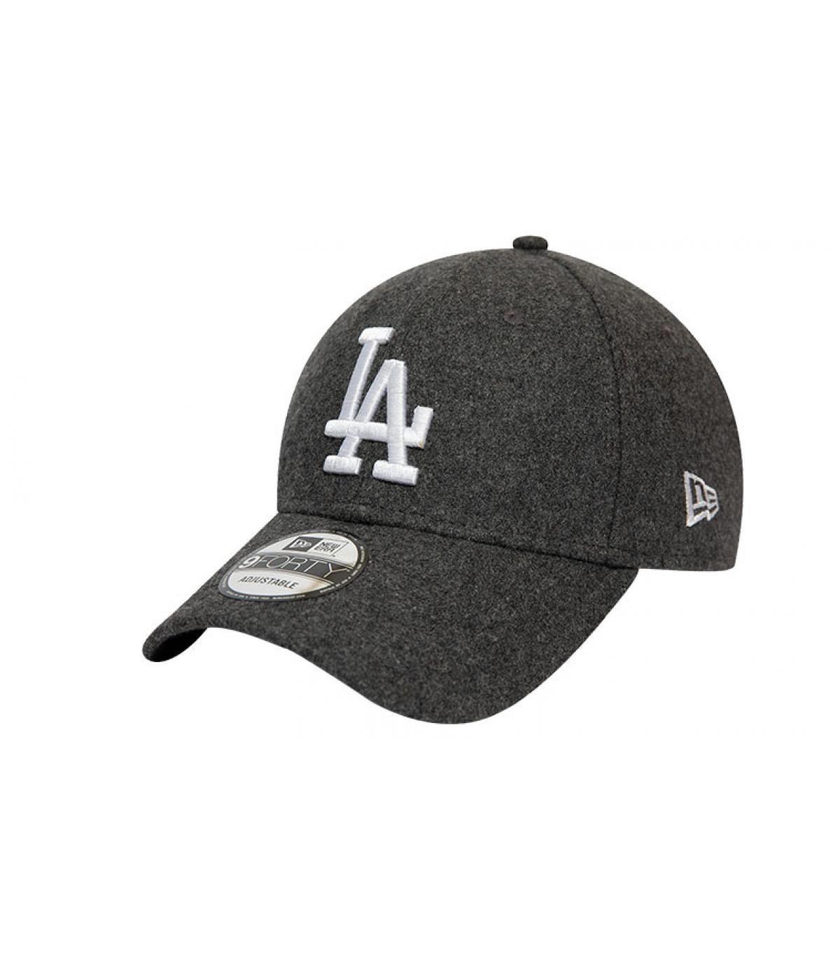 Details MLB Melton LA 940 graphite - afbeeling 2