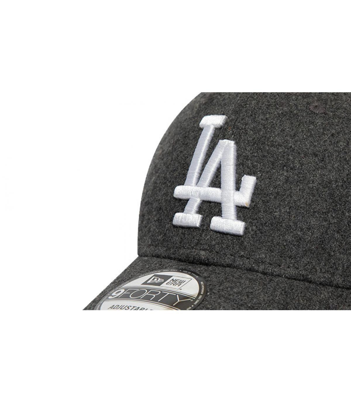 Details MLB Melton LA 940 graphite - afbeeling 3