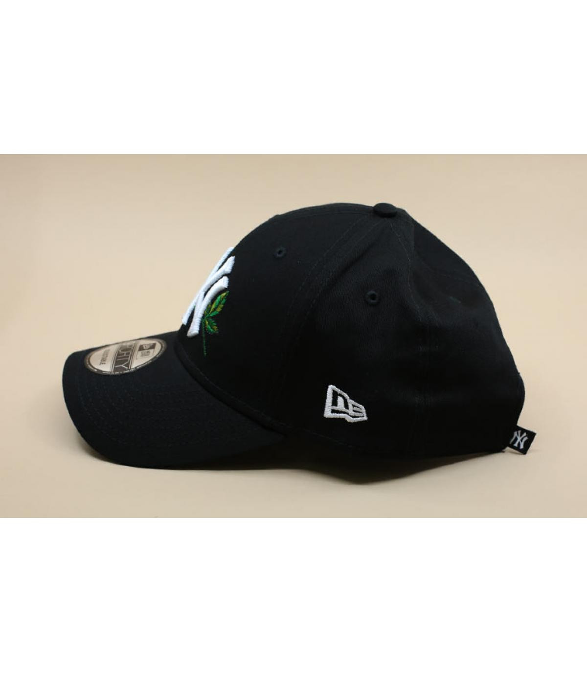 Details MLB Twine NY 940 black - afbeeling 4
