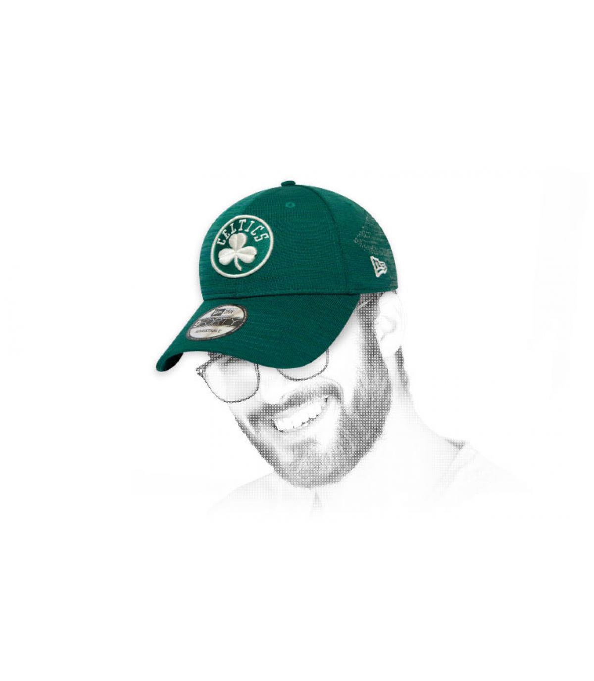 Celtics groene dop