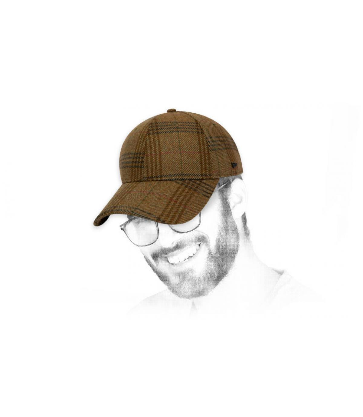 Nieuwe Era plaid cap