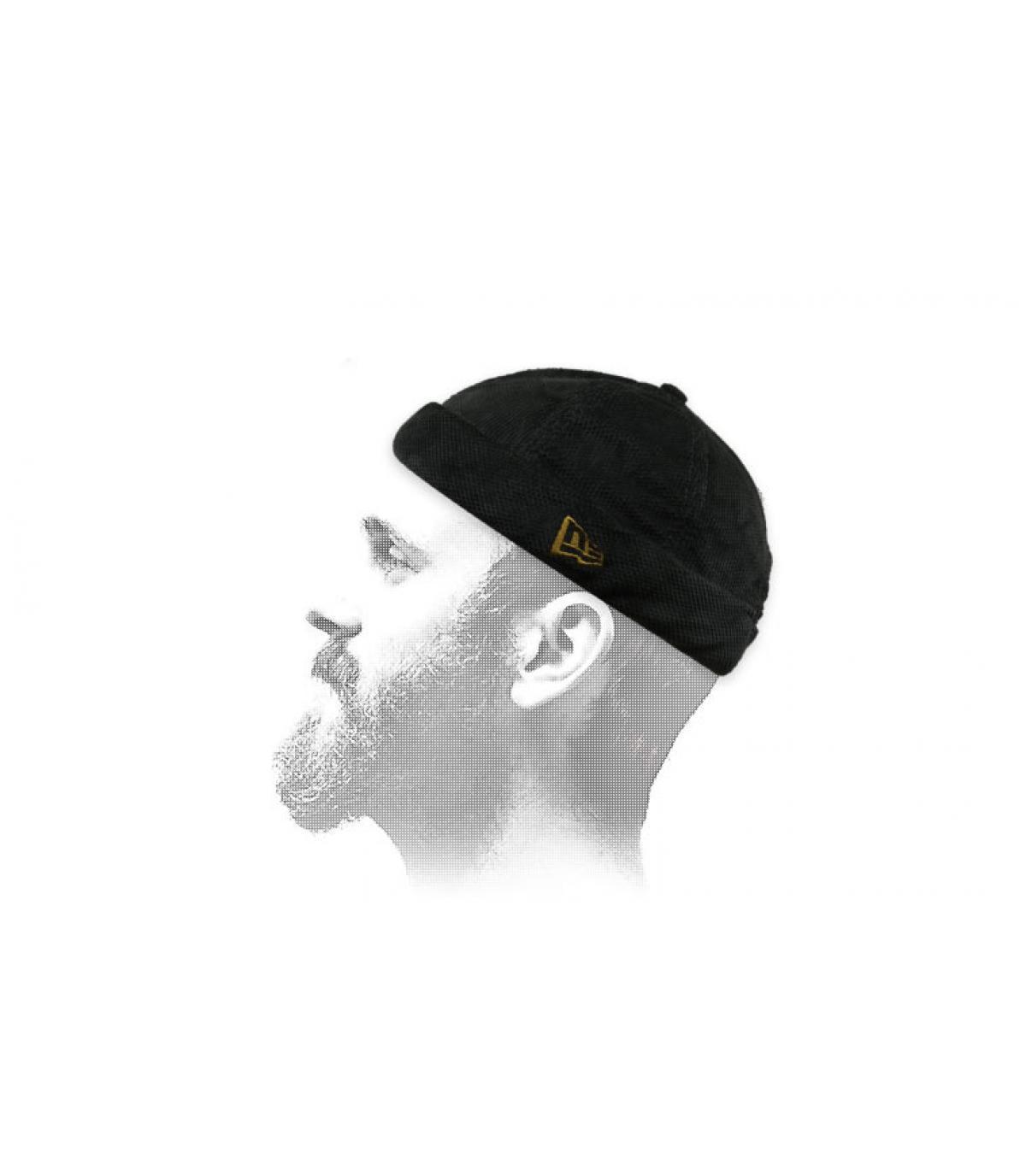 marine docker hoed New Era