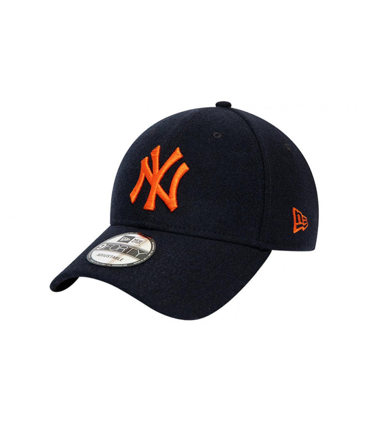 Details Kids League Ess NY 940 black orange - afbeeling 2