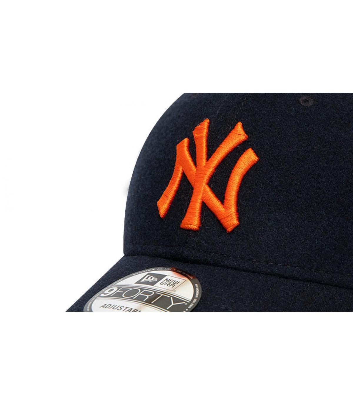 Details Kids League Ess NY 940 black orange - afbeeling 3