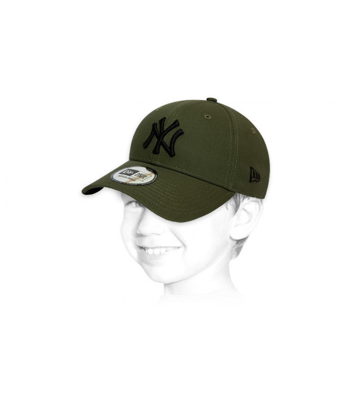 groene NY kinderpet