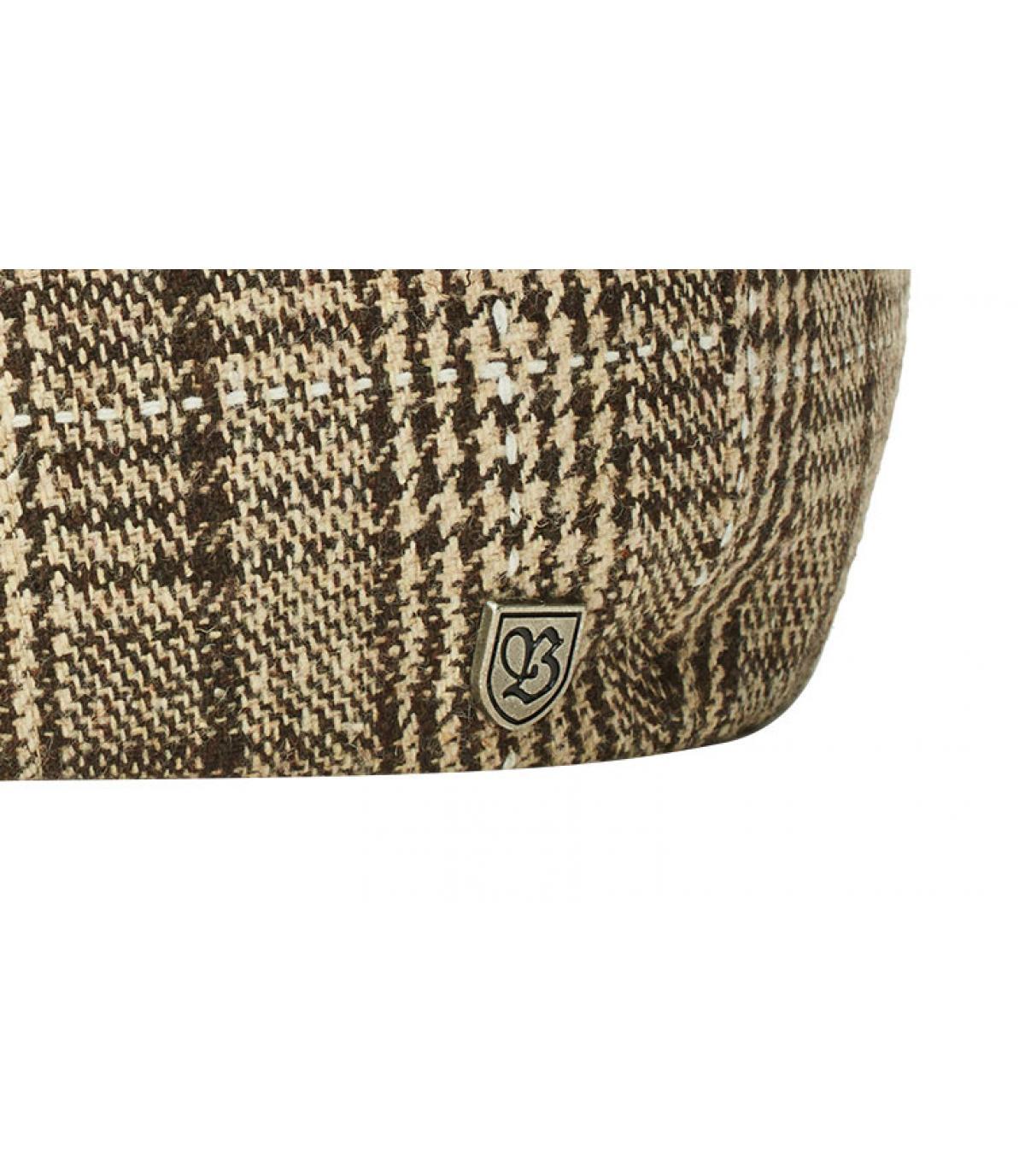 Details Brood taupe brown - afbeeling 3