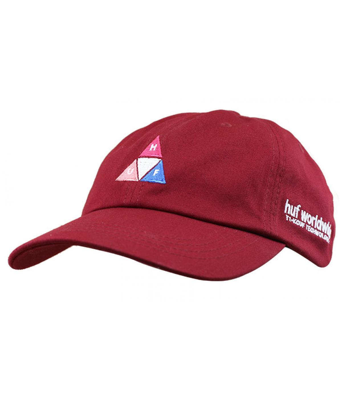 Details Peak Logo red pear - afbeeling 2