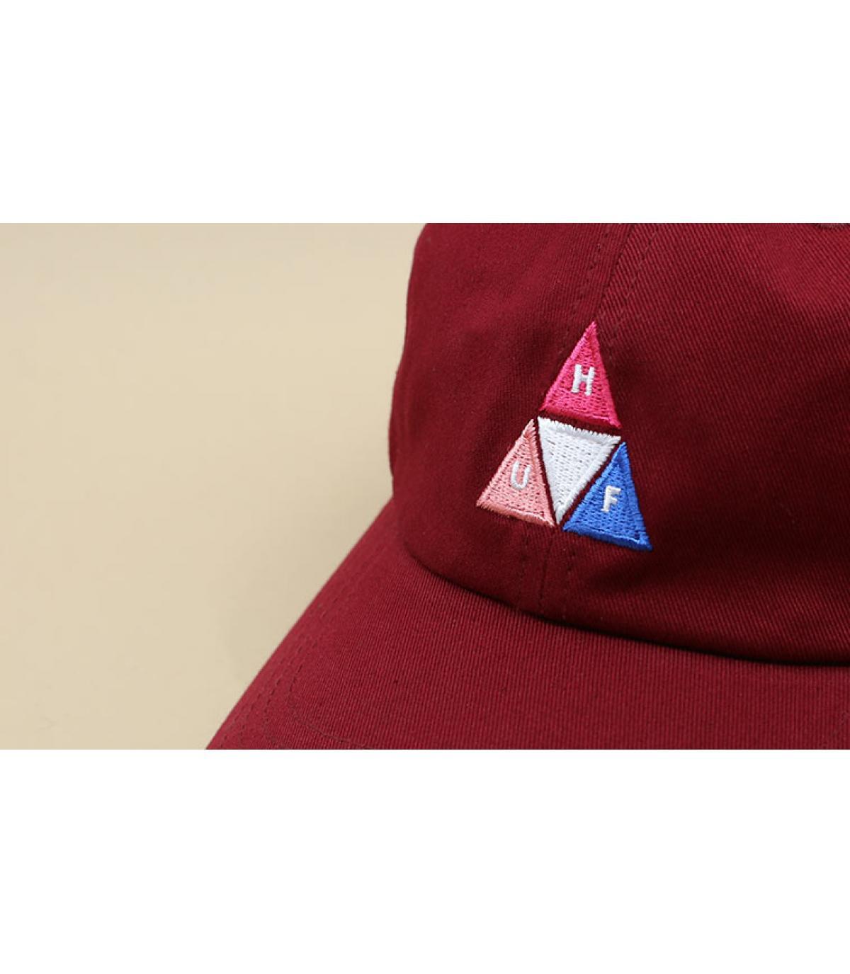 Details Peak Logo red pear - afbeeling 3