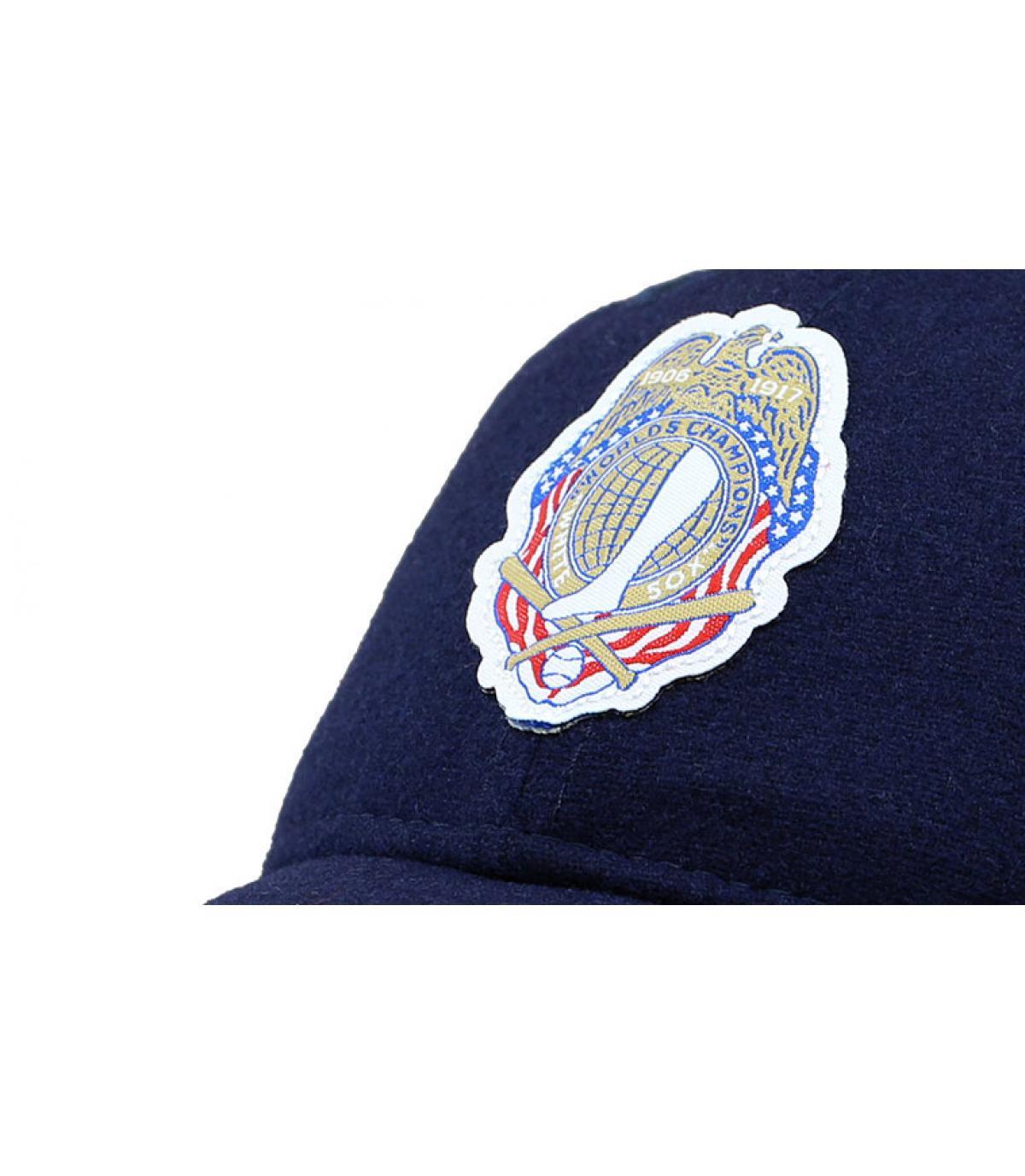 Details Sox Coops 920 navy - afbeeling 3