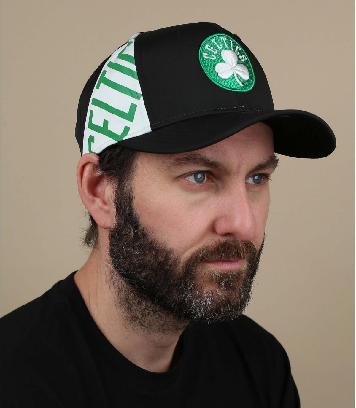 Celtics zwarte pet