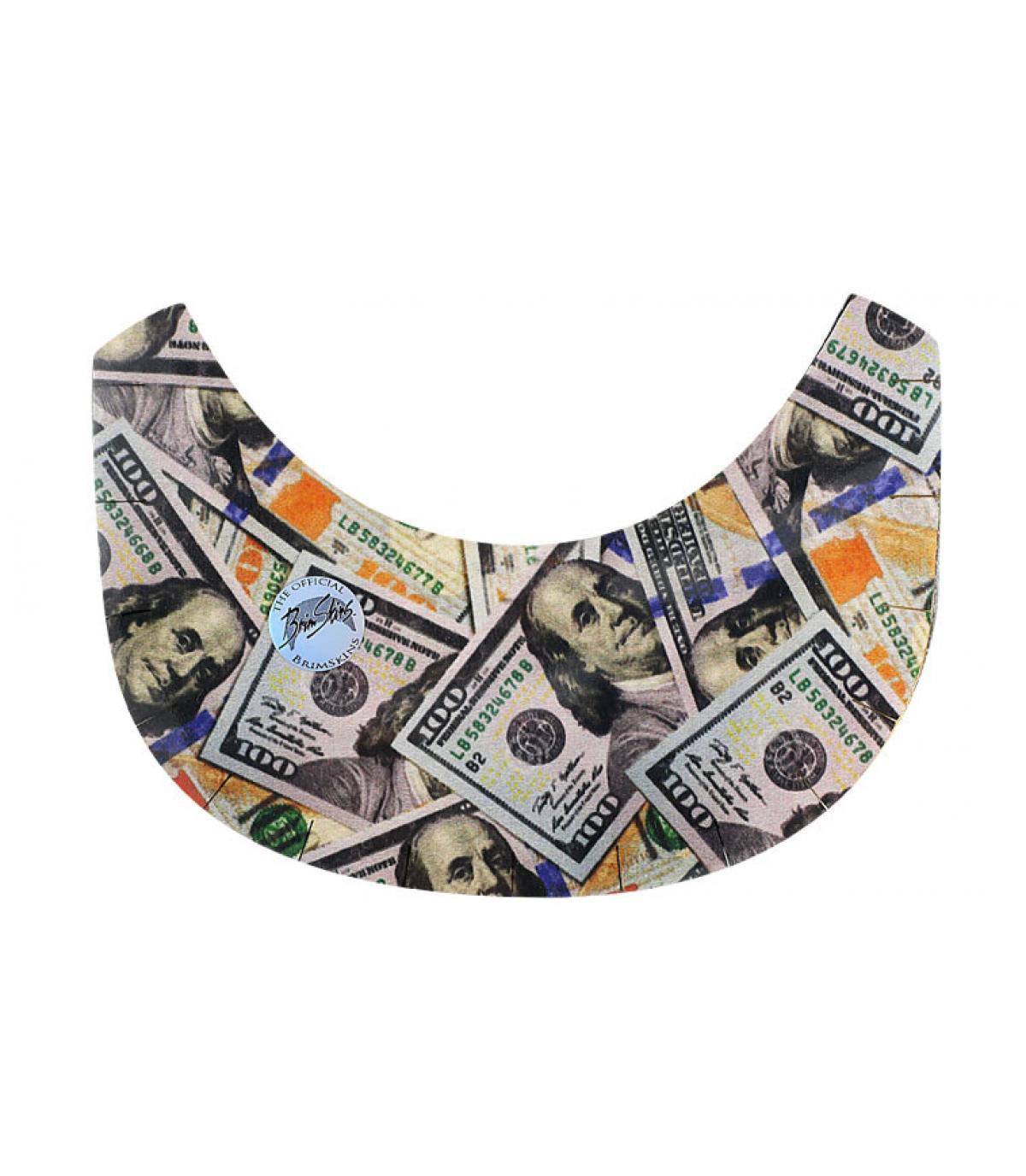 Dollars rand op maat