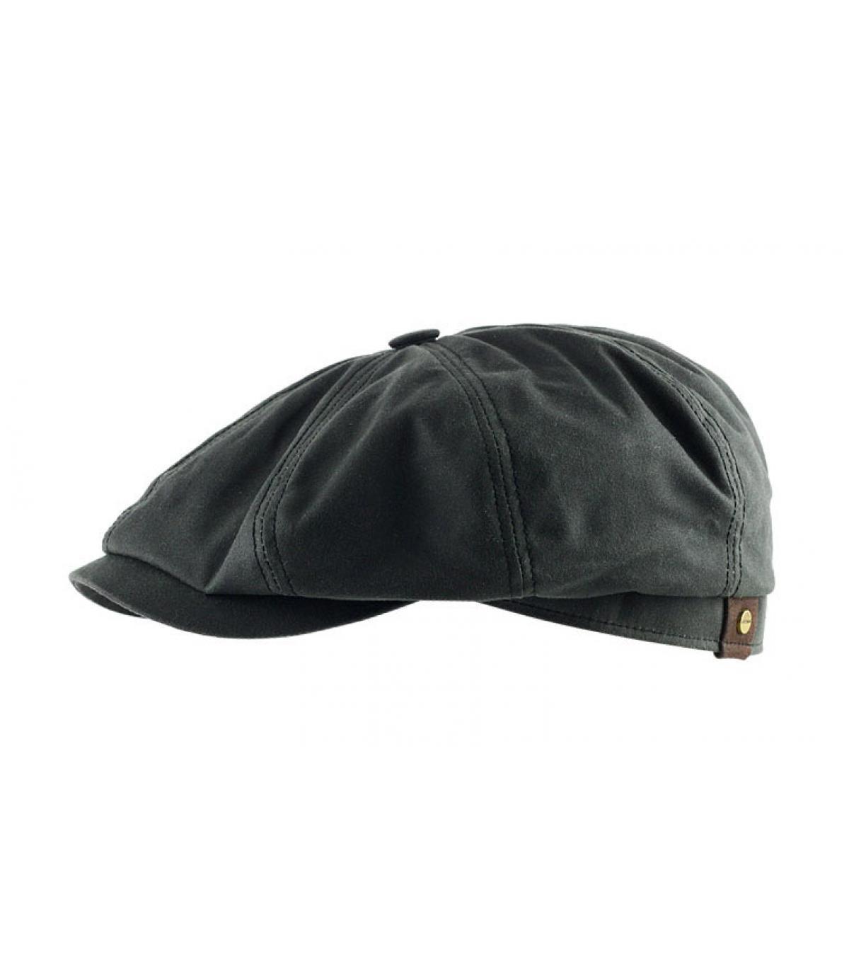 Zwarte pet Hatteras