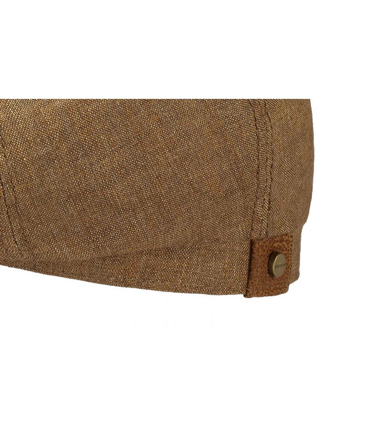 Details Hatteras Linen light brown - afbeeling 3