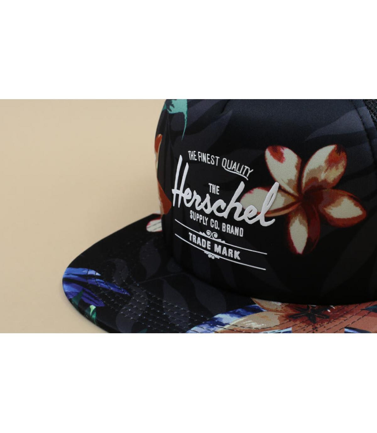 Details Whaler Mesh Summer Floral black - afbeeling 3