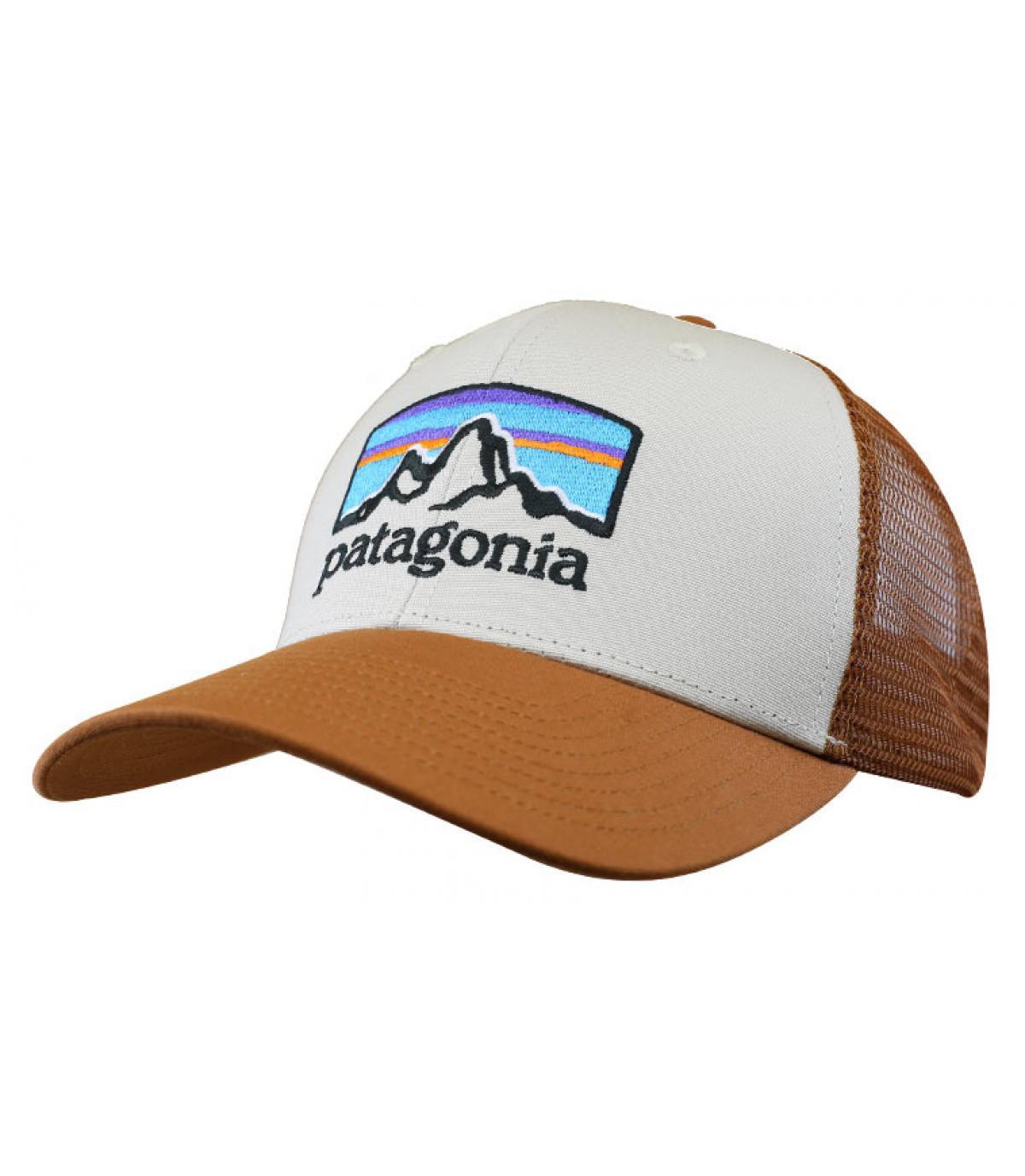 trucker Patagonia bruin
