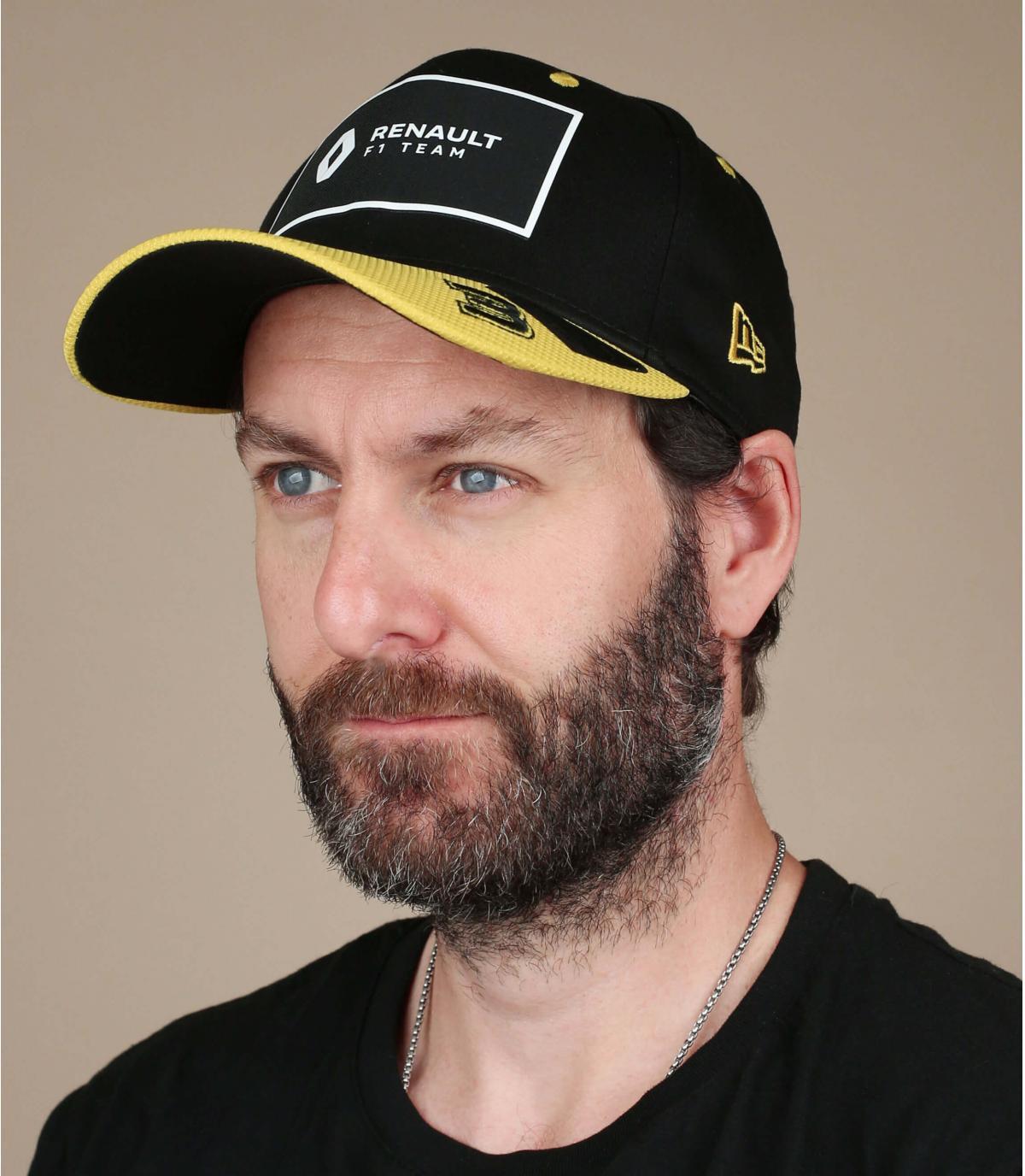 Daniel Ricciardo cap