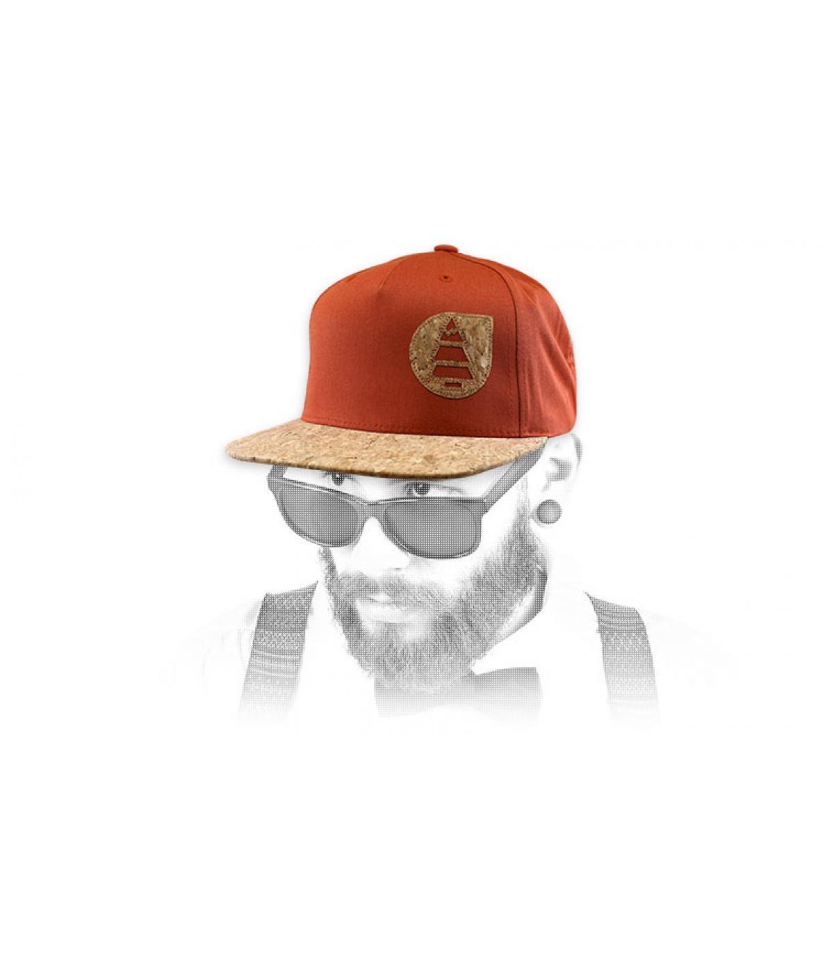 Picture dop oranje kurk