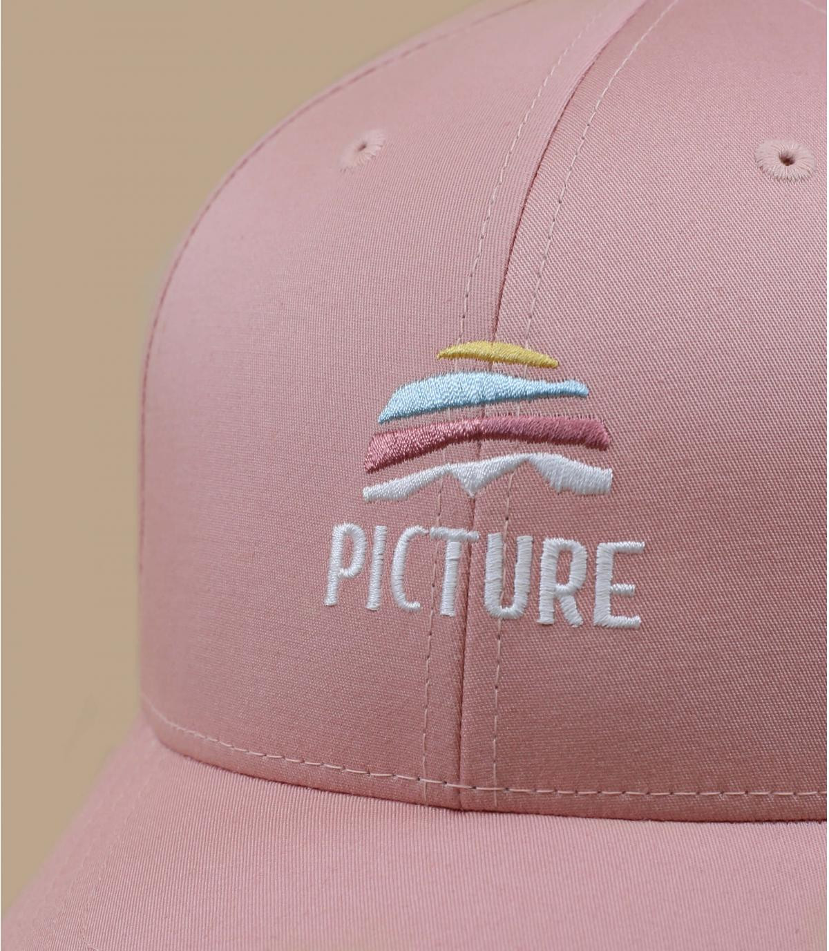 roze Picture Cap
