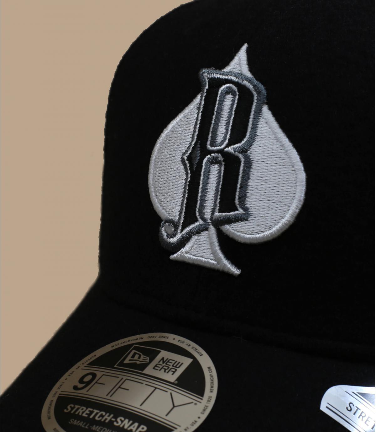 Details Minor League 950 Reno Aces black - afbeeling 2