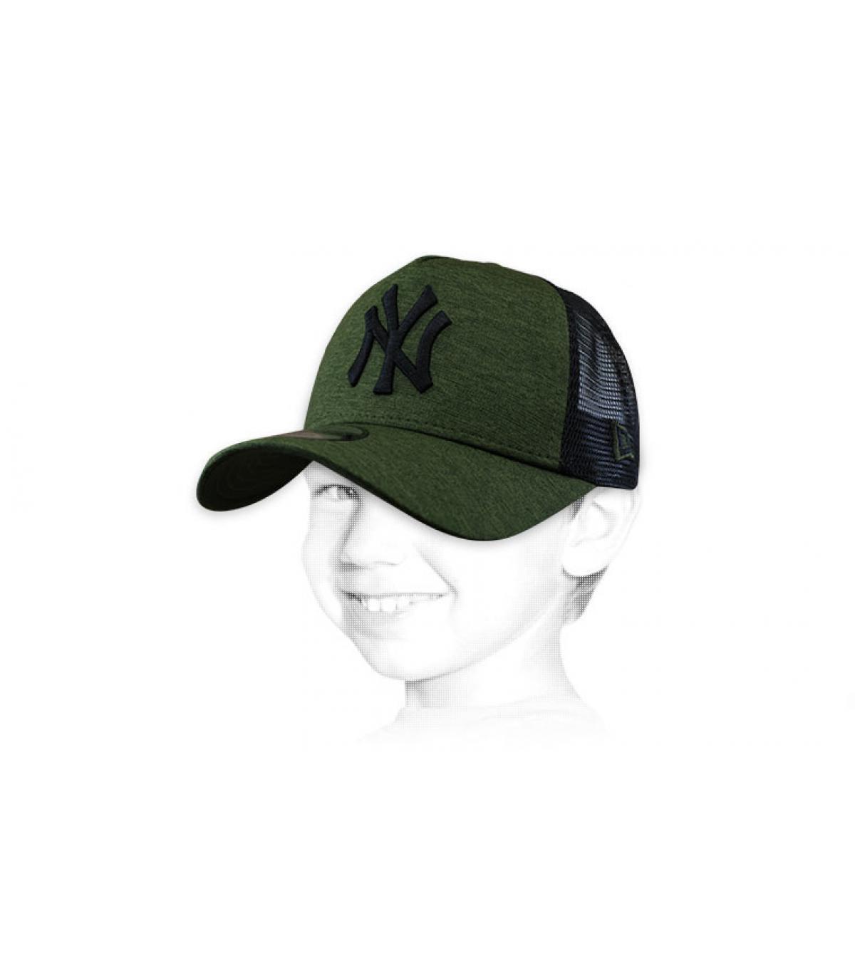 NY groene trucker